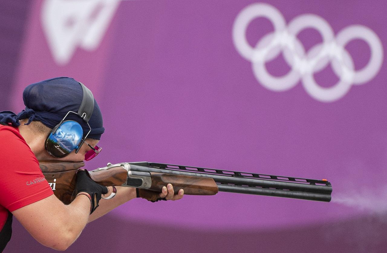 Rehák Štefečeková získala zlatú medailu v trape