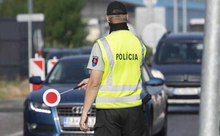 hranice, hraničný príechod, polícia, kontrola