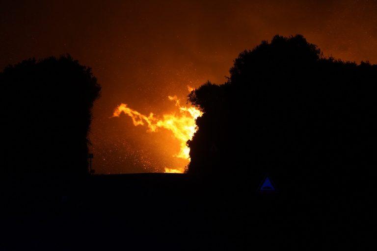 Taliansky ostrov Sardínia sužujú požiare