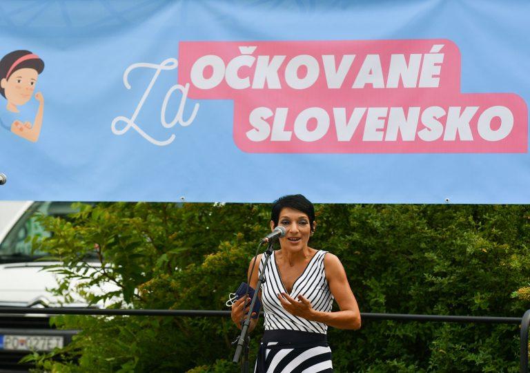 bihariová, očkované Slovensko