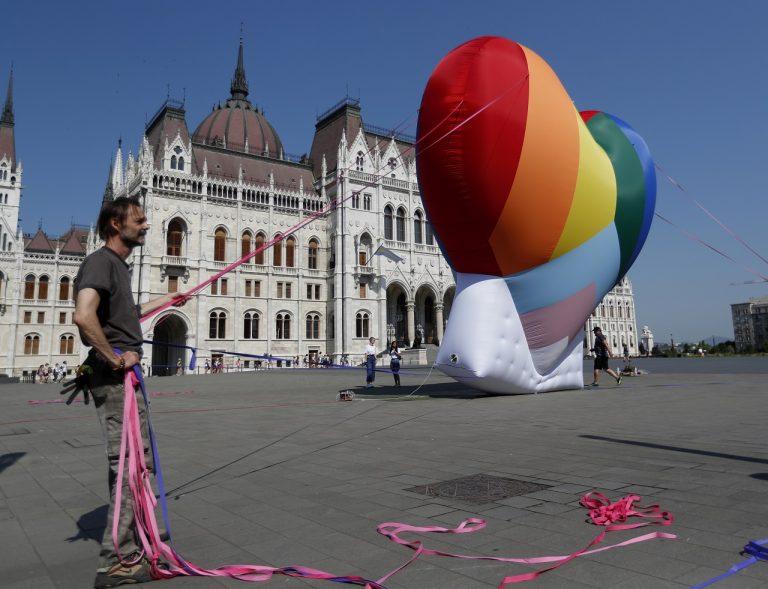 Maďarsko zákon pedofília