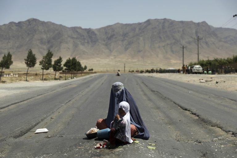 Afganistan životný štýl chudoba ľudia