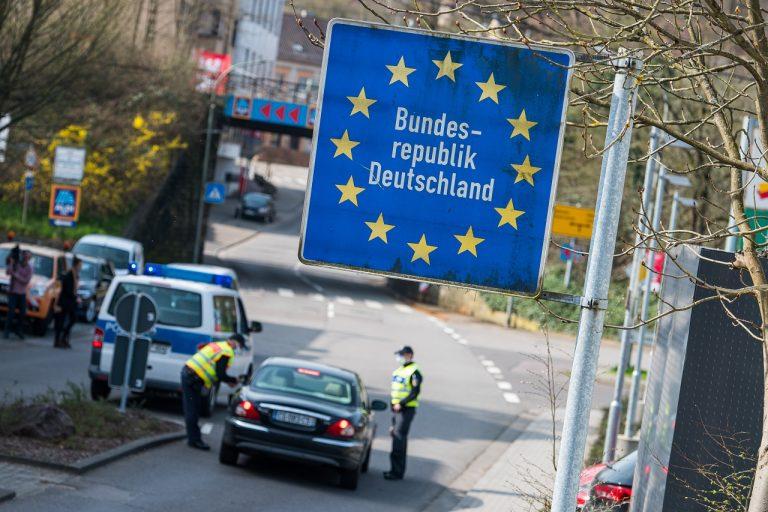 nemecko hranice