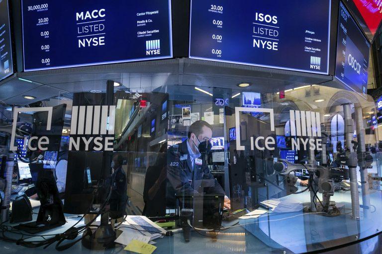 USA Wall Street burza