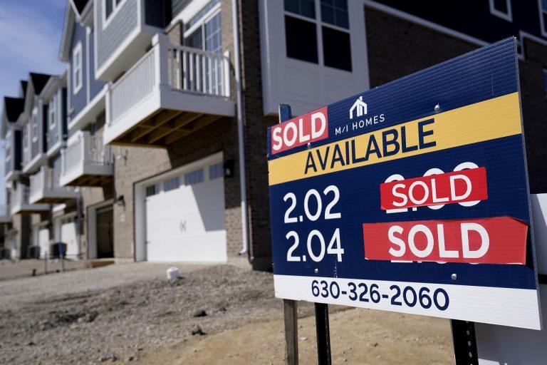 USA domy predaje