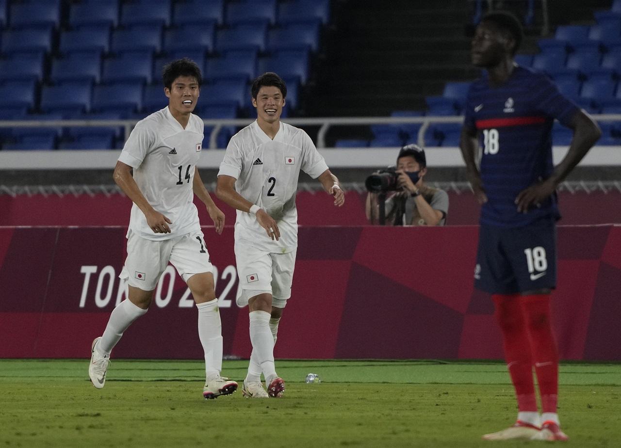Japonsko - Francúzsko