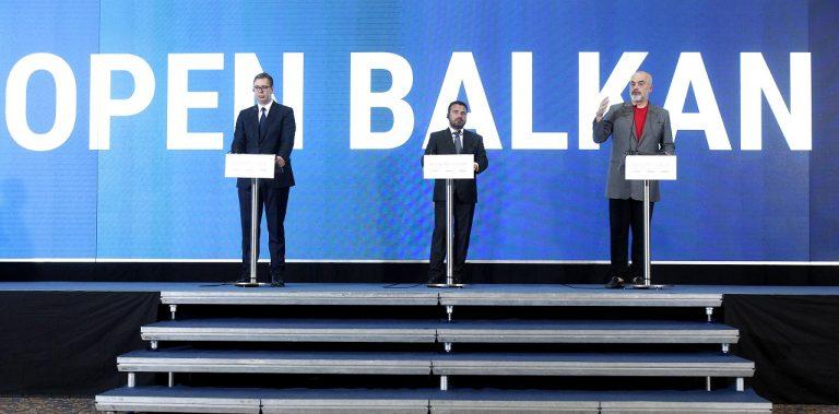Otvorený Balkán
