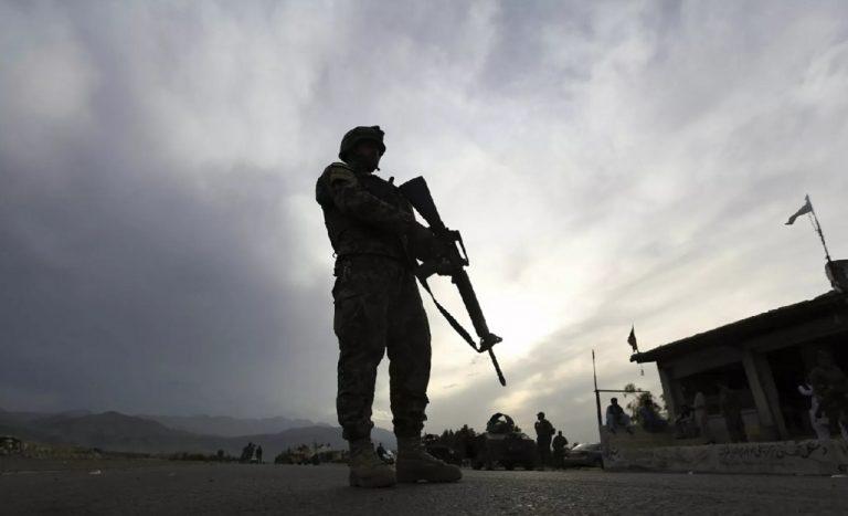 Vojak, Kábul