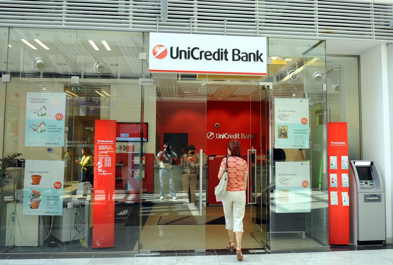 UniCredit banka, pobočka v Košiciach