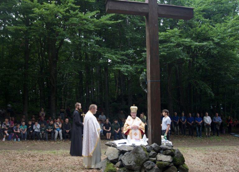Výstup ku krížu