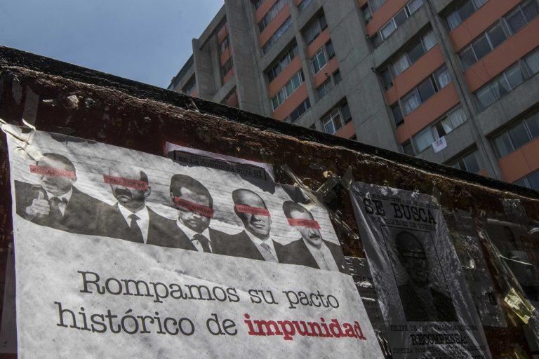 Referendum o stíhaní bývalých prezidentov mexiko