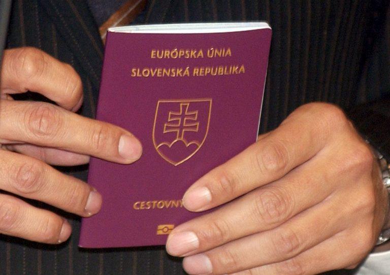 cestovny pas
