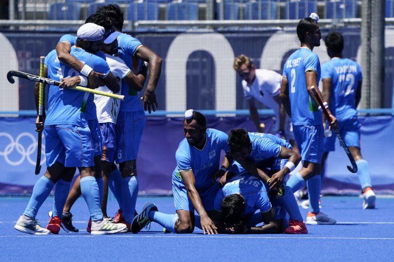 Indickí pozemní hokejisti