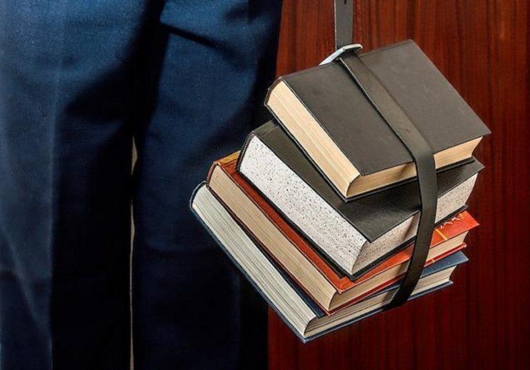 vzdelávanie, knihy