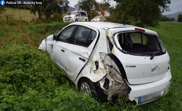 nehoda vodičky