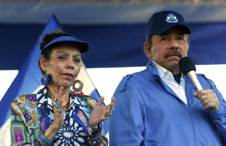 Daniel Ortega, Rosario Murillová