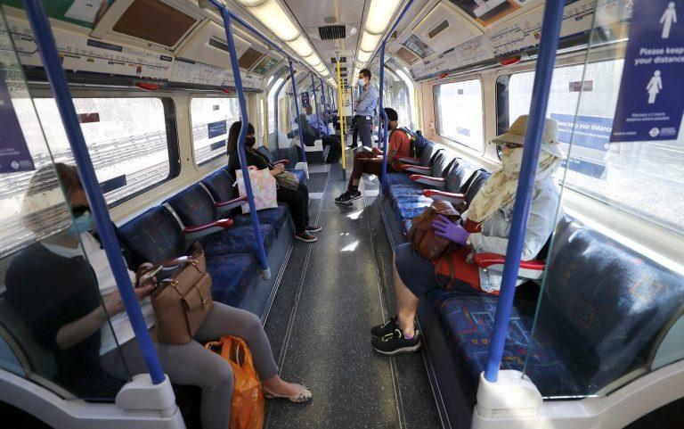 Británia metro