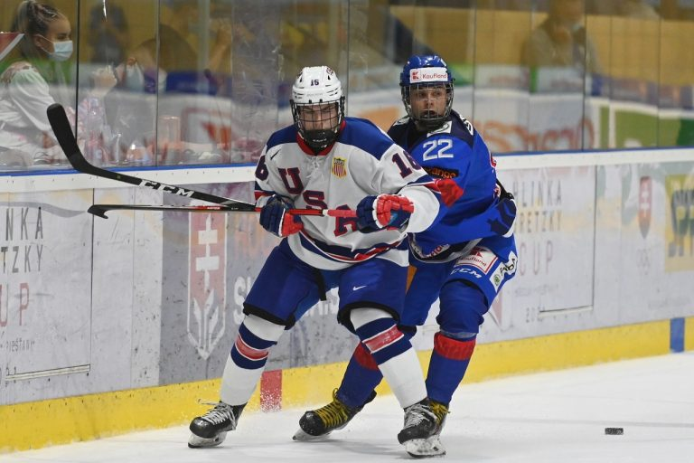 Slovensko U18 - USA U18