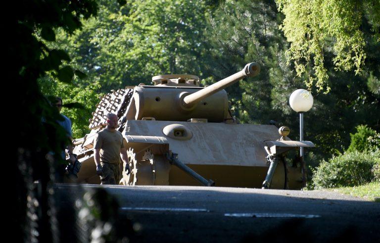 bojový tank Panther