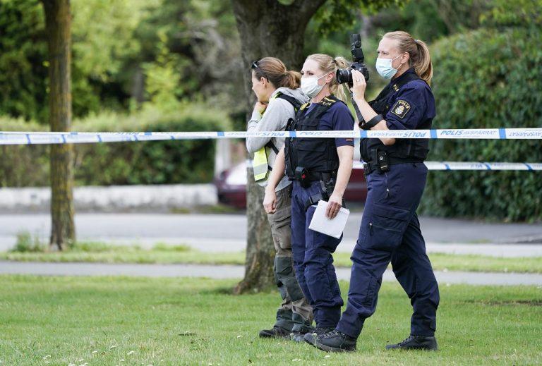 švédsko streľba