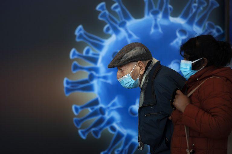 Izrael Očkovanie Koronavírus