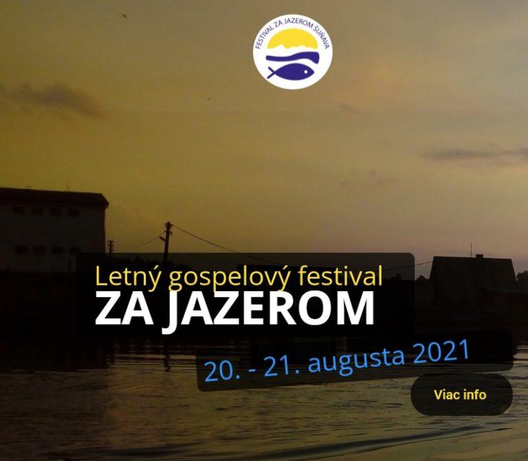 Festival Za jazerom Šuňava