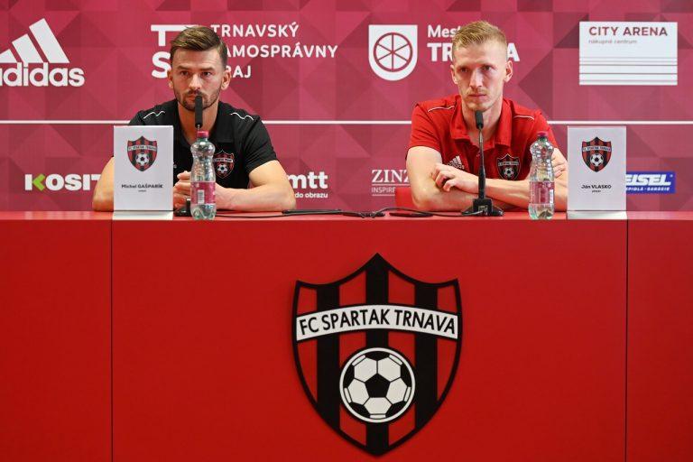 Michal Gašparík a Ján Vlasko