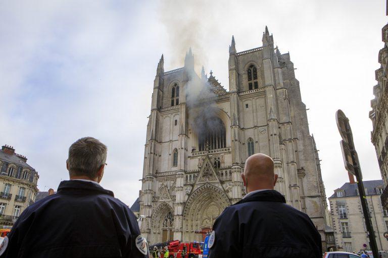 Nantes katedrála