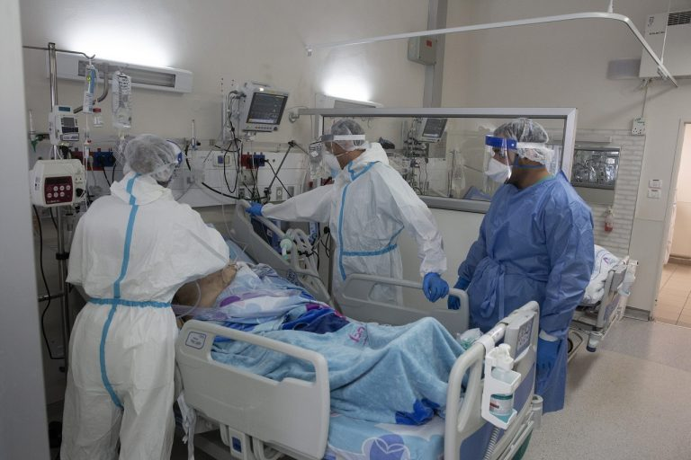 Koronavírus v Izraeli