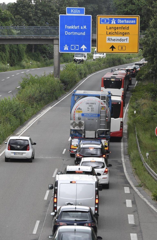 Chemickým závodom v Leverkusene otriasol mohutný výbuch