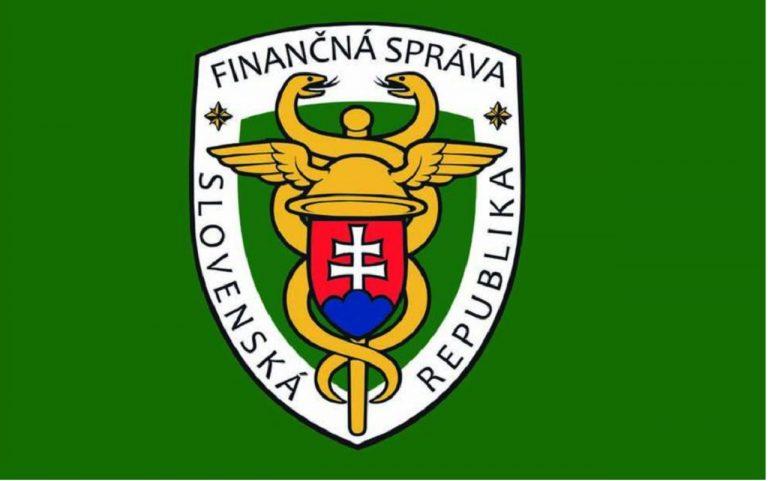 logo, finančná správa, DPH