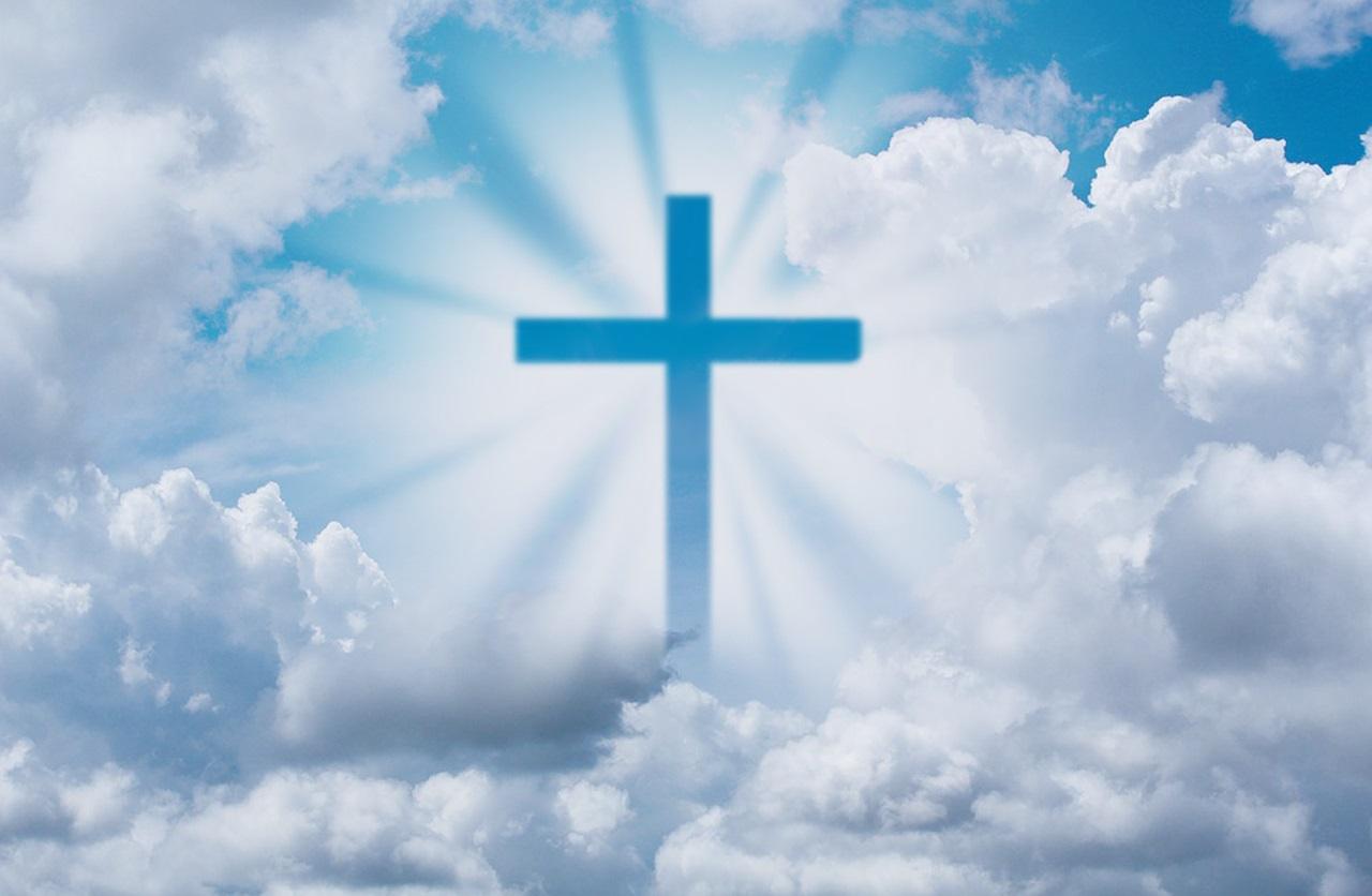 Kríž na oblohe