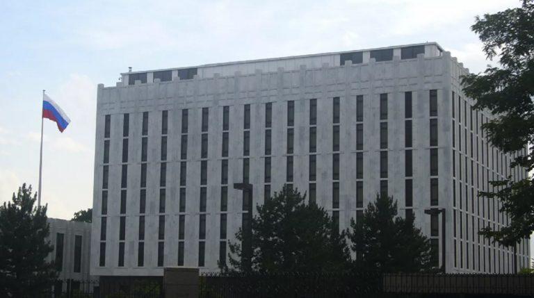 Veľvyslanectvo RF