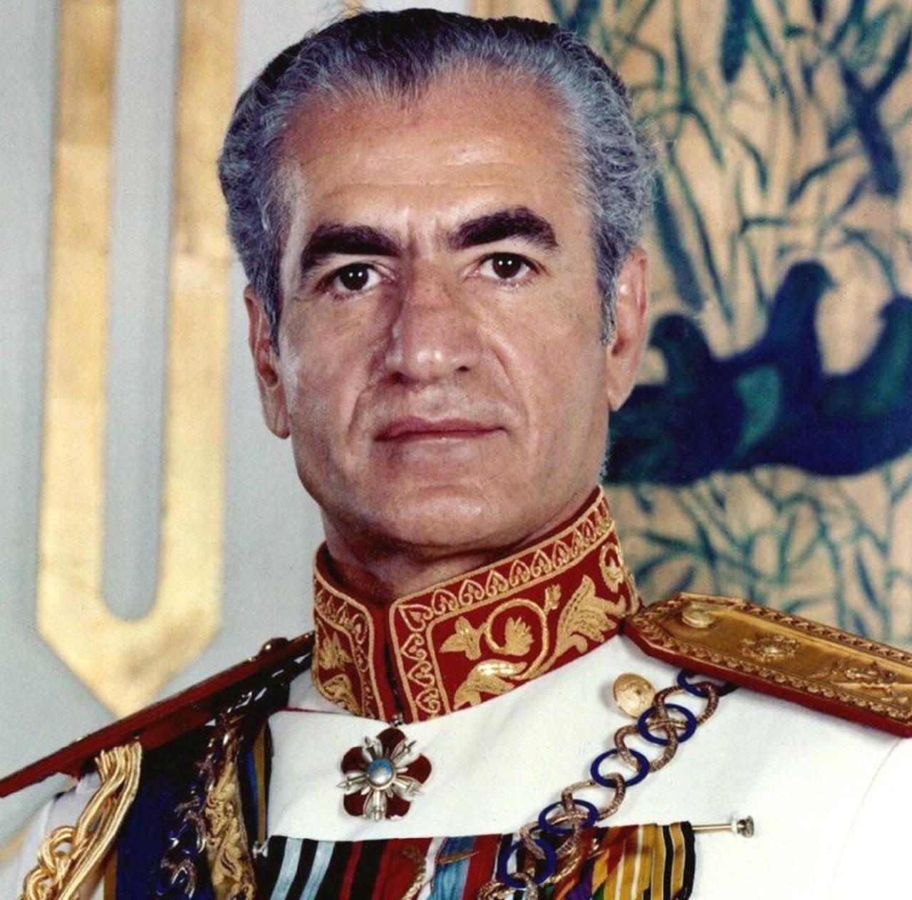 Mohammad Rezá Šáh Pahlaví