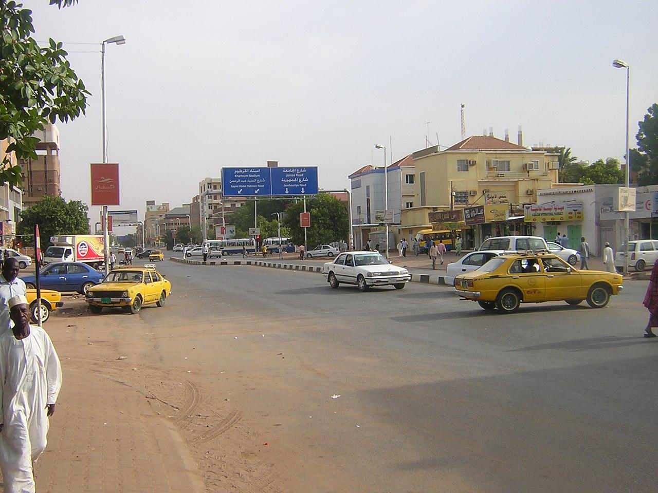 Chartúm sudan