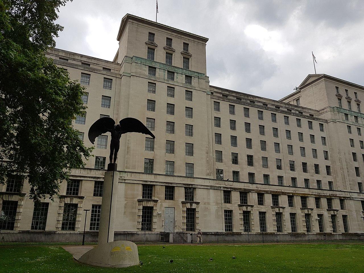 britania ministerstvo obrany