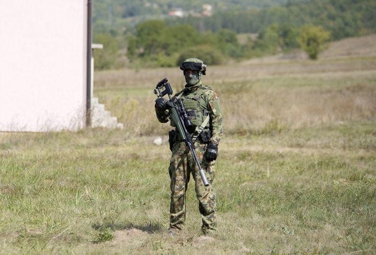 srbsky vojak