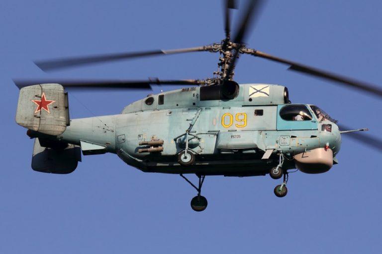 vrtulnik Kamov Ka-27