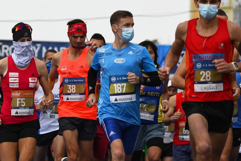 Medzinárodný maratón mieru v Košiciach