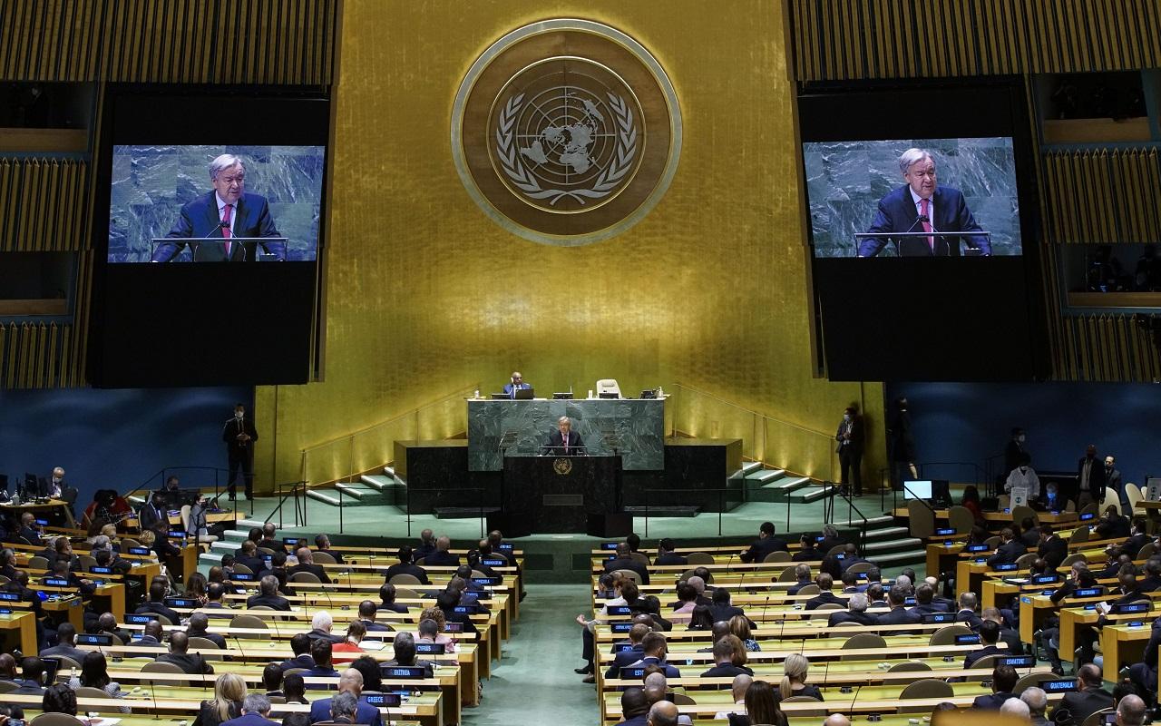 António Guterres osn