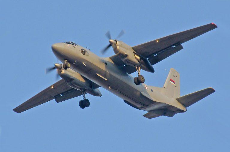 lietadlo An-26