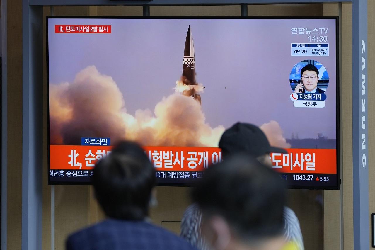 korea raketa