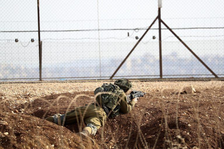 izrael vojak