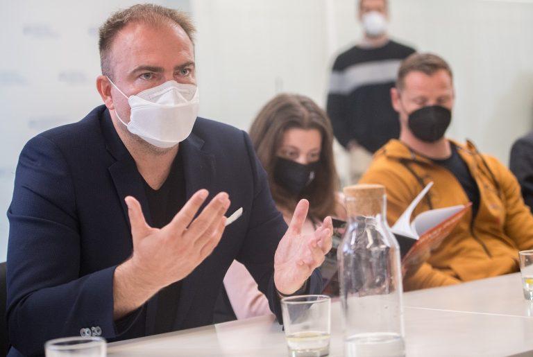 SR Bratislava šport Team Slovakia športovci médiá stretnutie