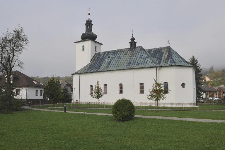 kostol sv. Ladislava Dlhá nad Oravou