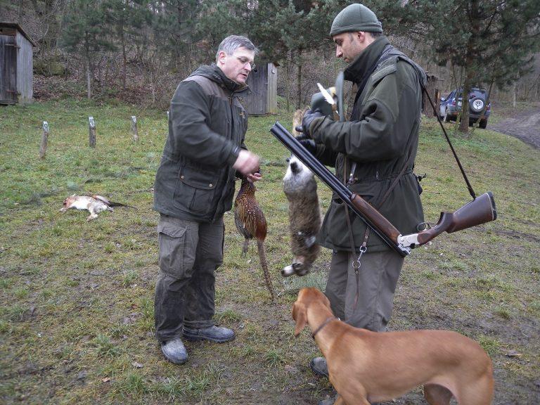 lov, poľovačka, drobná zver