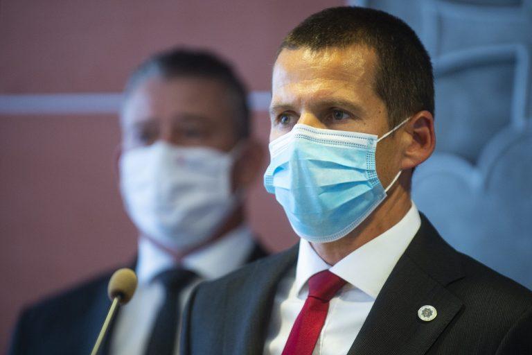 Roman Mikulec: Dočasným policajným prezidentom bude Štefan Hamran