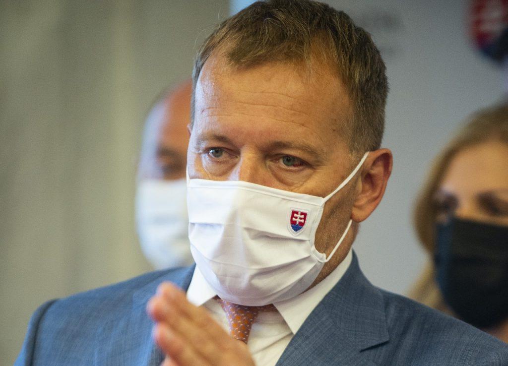 Boris Kollár tlaèová konferencia na tému Prepustenie Vladimíra Pèolinského