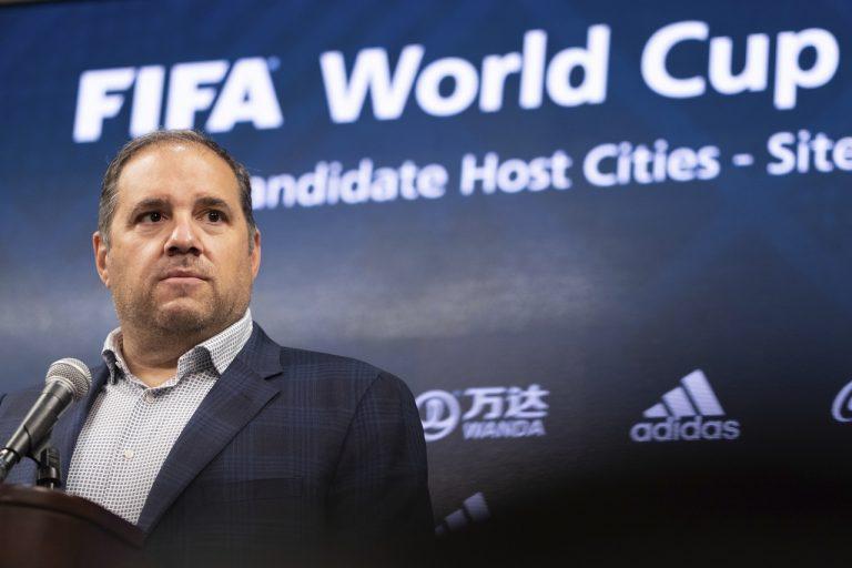 FIFA, Victor Montagliani