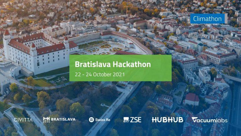 Climathon Bratislava